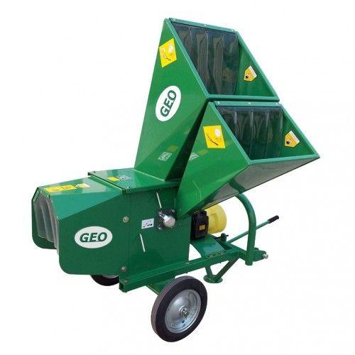 Holzhäcksler Holzschredder GEO - ECO 19 für Traktor